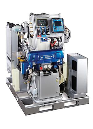 GRACO Integrated Reactor E-XP2i